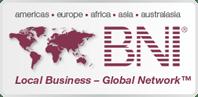 Personalberaterin Elke Ludwig - Link-Button zum Business-Netzwerk BNI